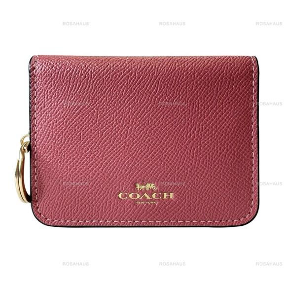 Coach Handbags - COACH BIFOLD CARD CASE IN COLORBLOCK F77901